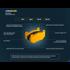 Pagid Racing E8096 RSL 1 - Endurance Front Brake Pad Set Sparesbox - Image 5