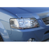Protective Plastics Bonnet Protector (Tinted) - fits Ford Ranger T6 PX F360BT Sparesbox - Image 1