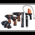 SP Tools 16v 5 Piece Performance Combo Kit Sparesbox - Image 1